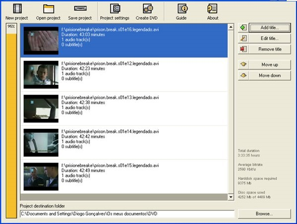 dvd slideshow publisher, dvd authoring with blu-ray rom