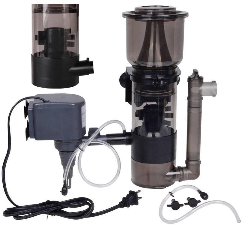 150 Gal Aquarium Protein Skimmer W 530gph Pump Filter