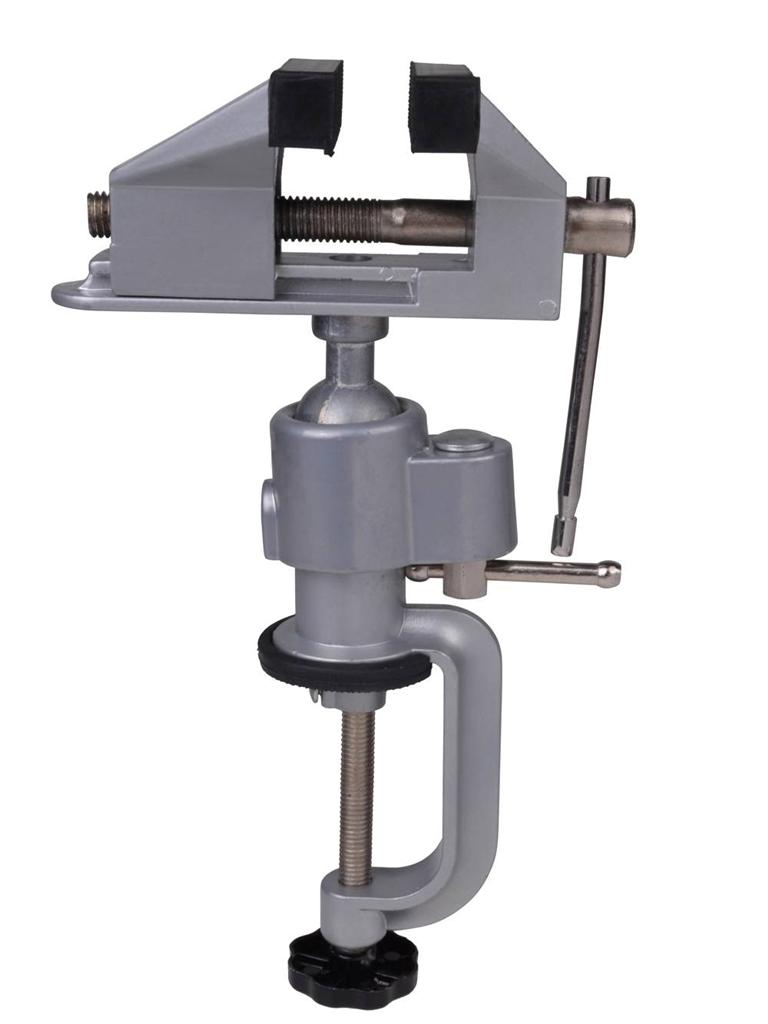 Table Bench Vise 3 Work Bench Clamp Swivel Rotated Vice Hobby Craft Repair Tool Ebay