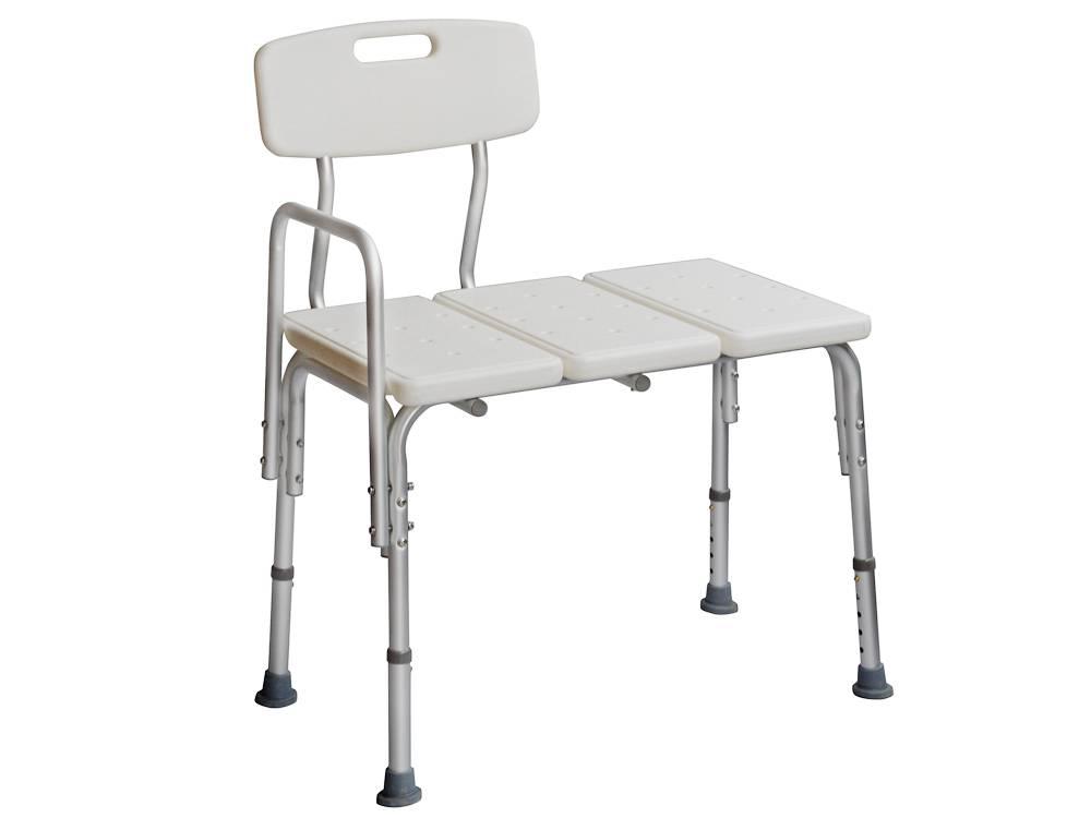 Medical Adjustable Bathroom Bath Tub Shower Transfer Bench Stool Chair Bath Seat Ebay