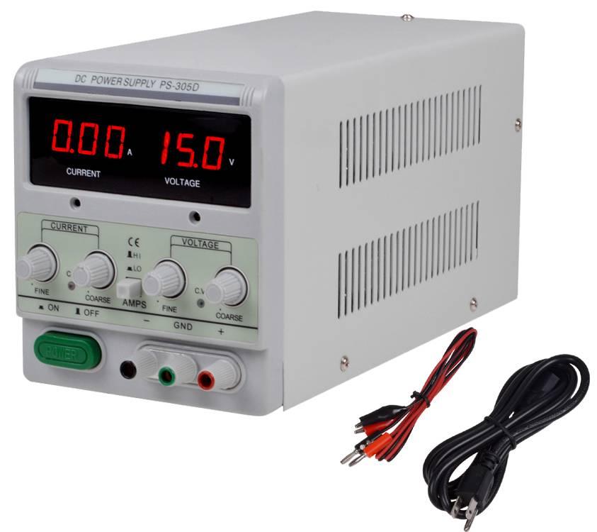 Digital Power Supply : V a precision variable adjustable digital dc power