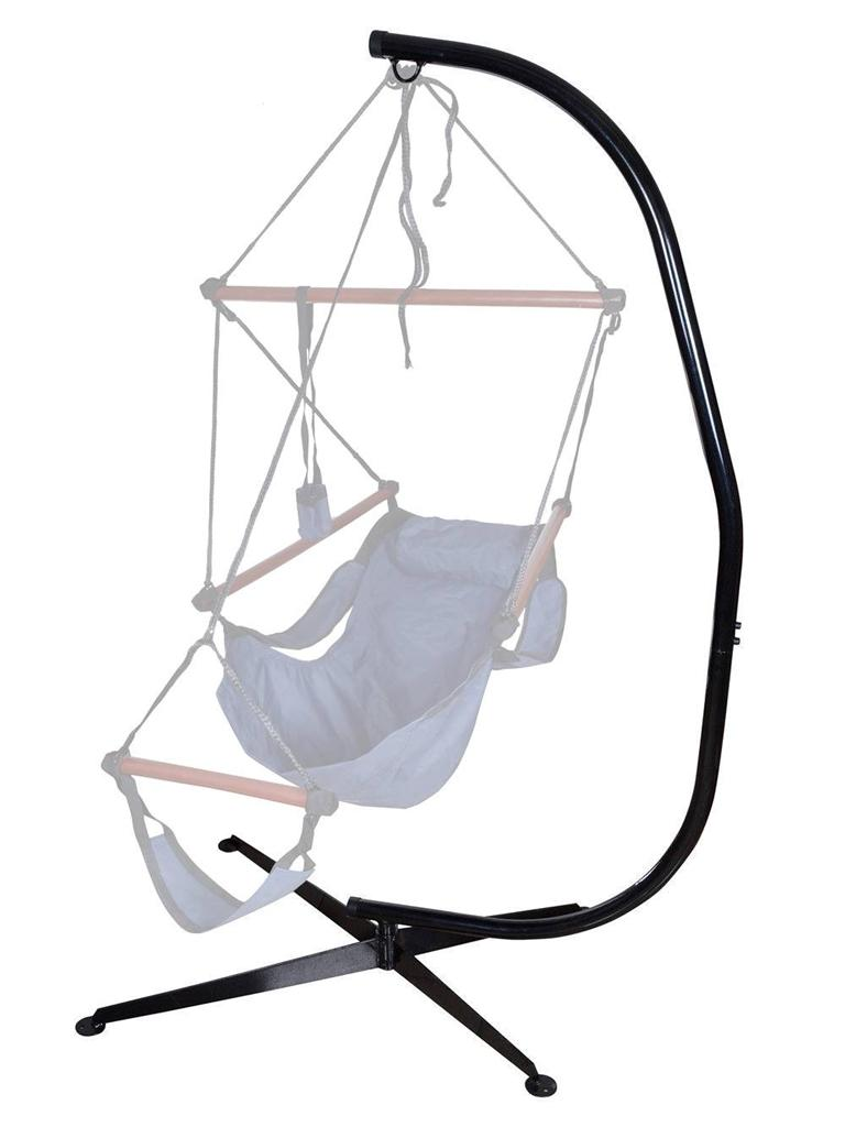 hammock chair stand hammock c stand solid steel hammock air porch swing hanging chair cradle ebay hammock chair stand   28 images   hanging hammock chair with stand      rh   screensinthewild org
