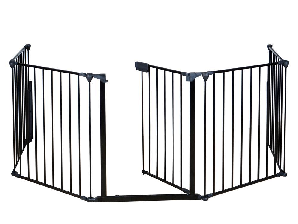 Baby safety fence metal gate playard pet dog child kid
