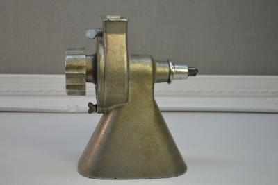 Vintage kitchenaid kitchen aid mixer grain mill wheat grinder attachment ebay - Grain mill attachment for kitchenaid mixer ...