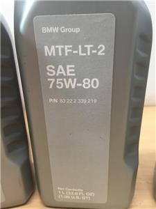 oem genuine bmw group mtf lt 2 p n 83222339219 manual. Black Bedroom Furniture Sets. Home Design Ideas
