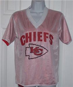 Kansas City Chiefs KC Football NFL Flag Youth Small Boy s 6 8