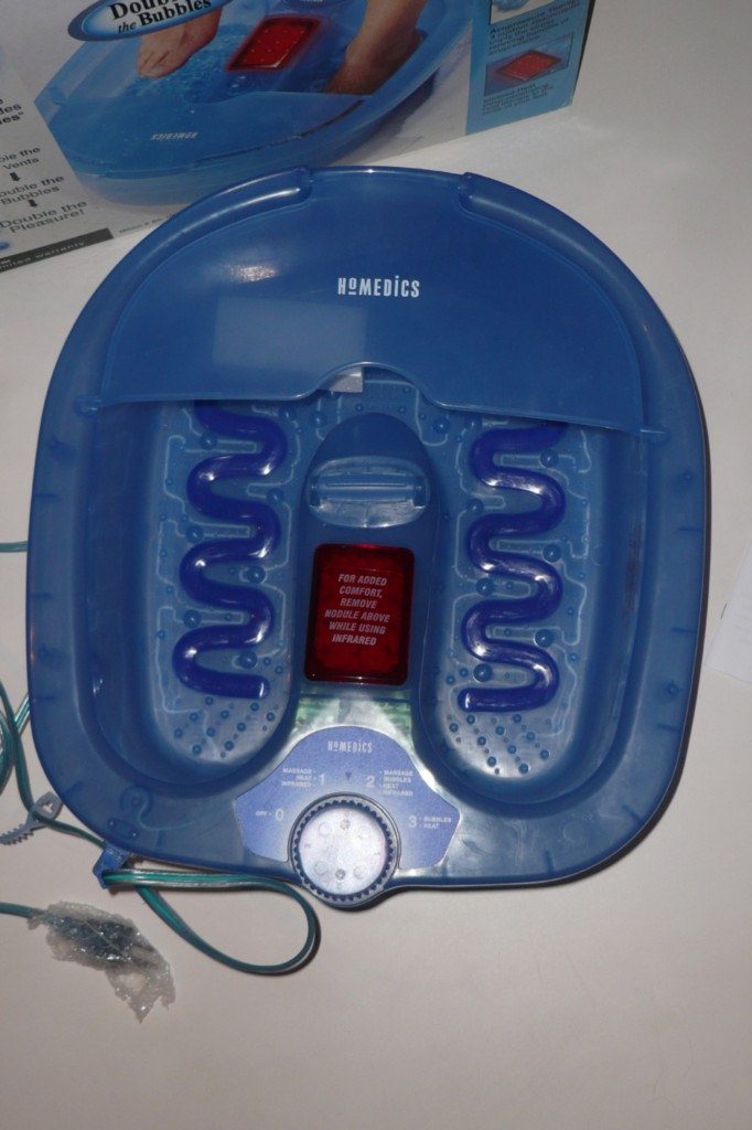 Homedics facial spa ultra