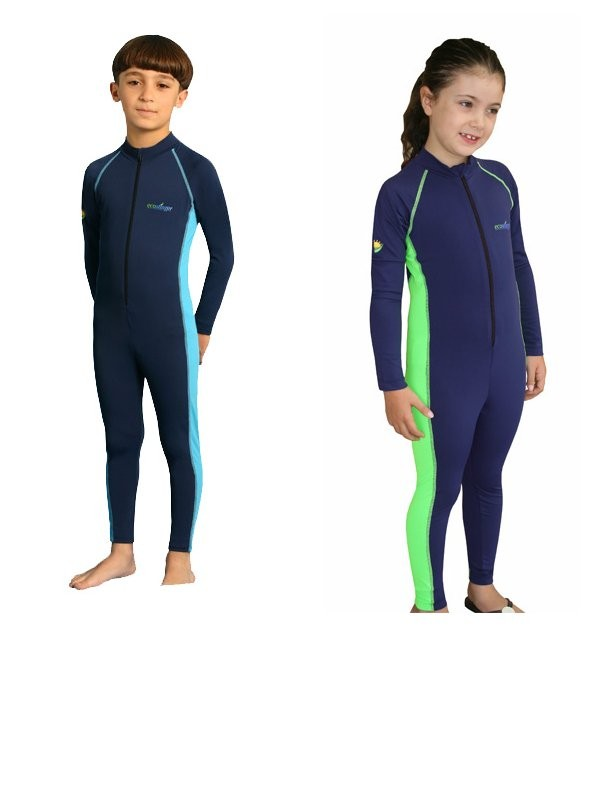 Girls-UV-Sun-Protection-FULL-Body-Swimwear-Stinger-Suit