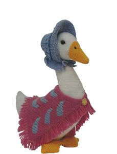 ALAN DART ~ JEMIMA PUDDLEDUCK ~ TOY KNITTING PATTERN eBay