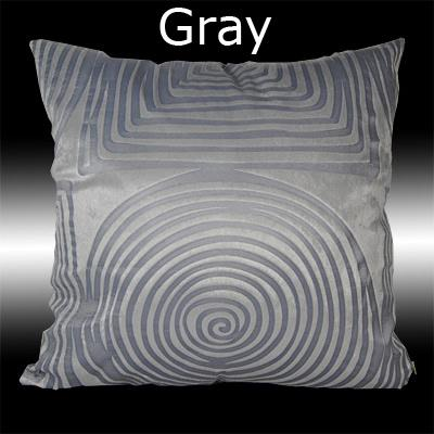 Big Soft Throw Pillows : BIG SALES 2X SQUARE CIRCLE SOFT VELVET CUSHION COVERS THROW PILLOW CASES 17