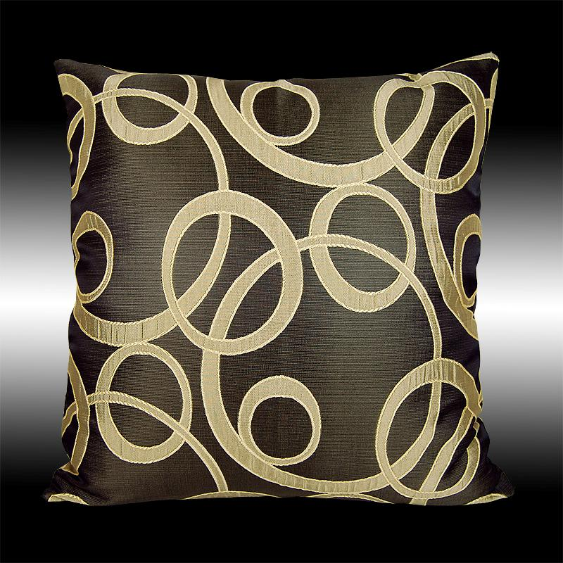 2X ELEGANT LUXURY DECORATIVE CUSHION COVERS THROW PILLOW CASES 16