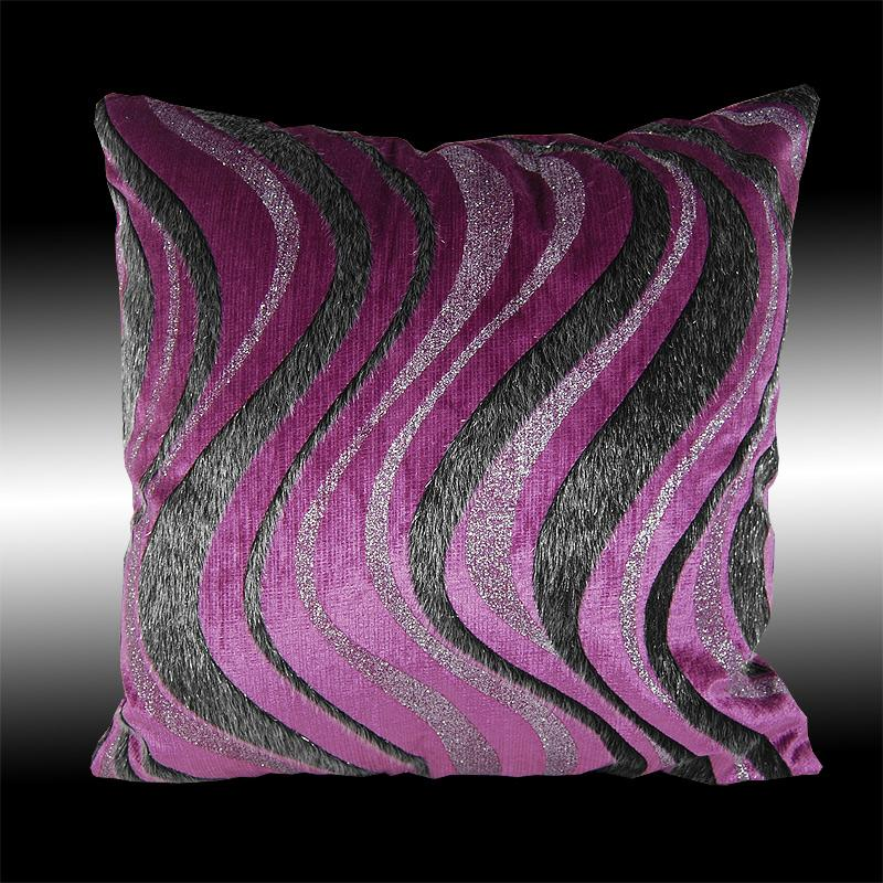 2x elegant luxury decorative cushion covers throw pillow for Luxury decorative throw pillows