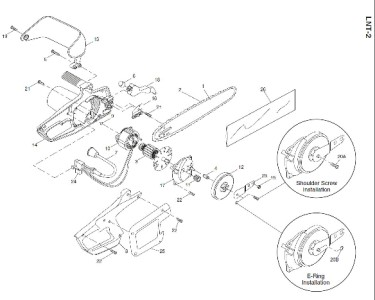 chicago electric chainsaw sharpener manual