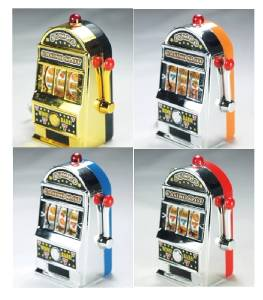toy slot machine target