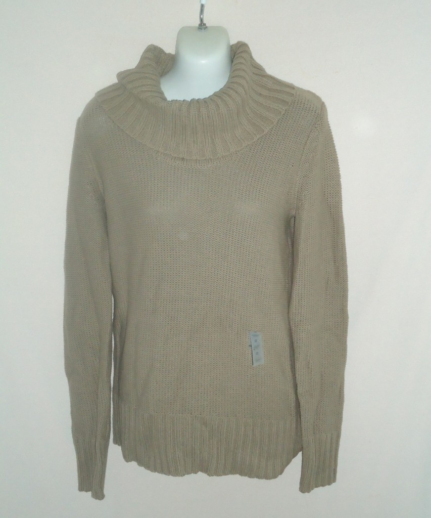 Old Navy Womens l/s Cowl Neck Sweater Choose Color Nwt