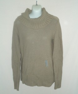 Old Navy Cowl Neck Sweater tight knit long sleeve Womens ...