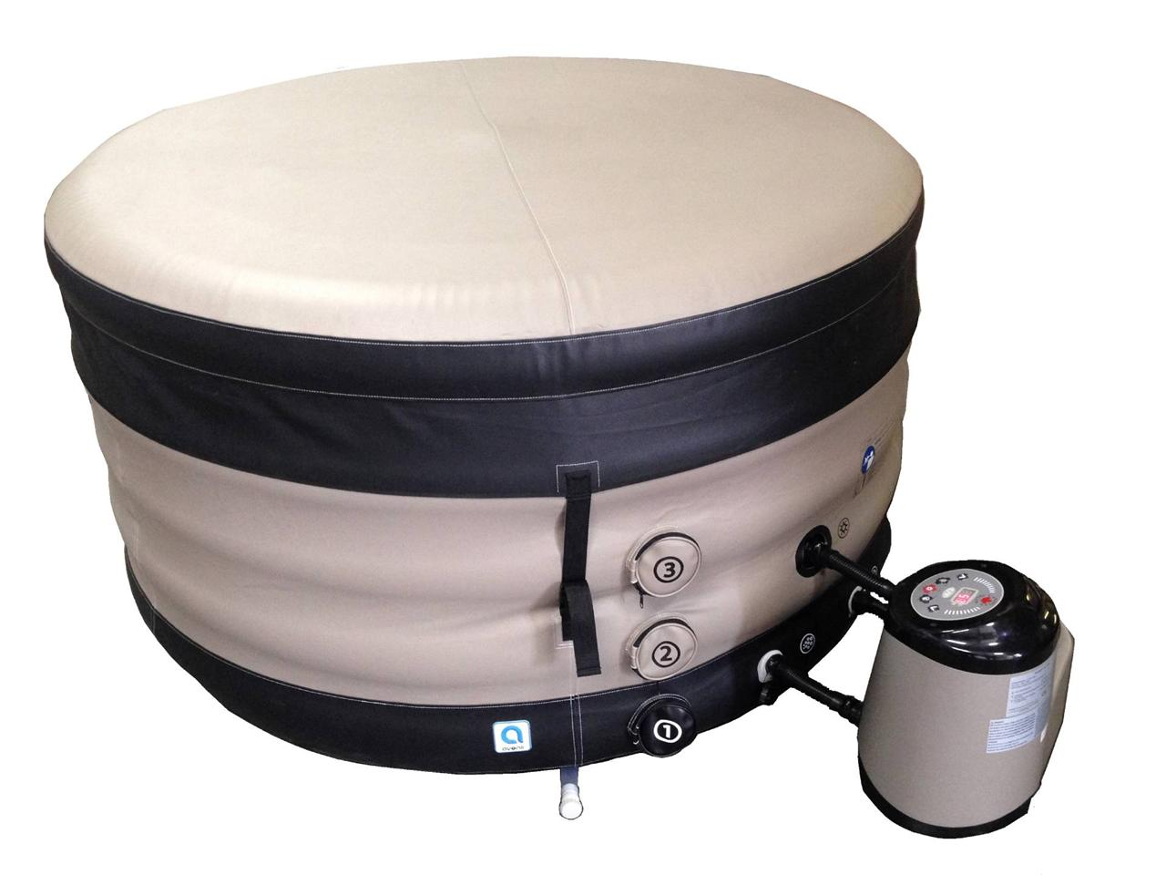 2015 grand rapids spa gonflable extra profond 4 personne spa portable - Comparatif spa gonflable ...