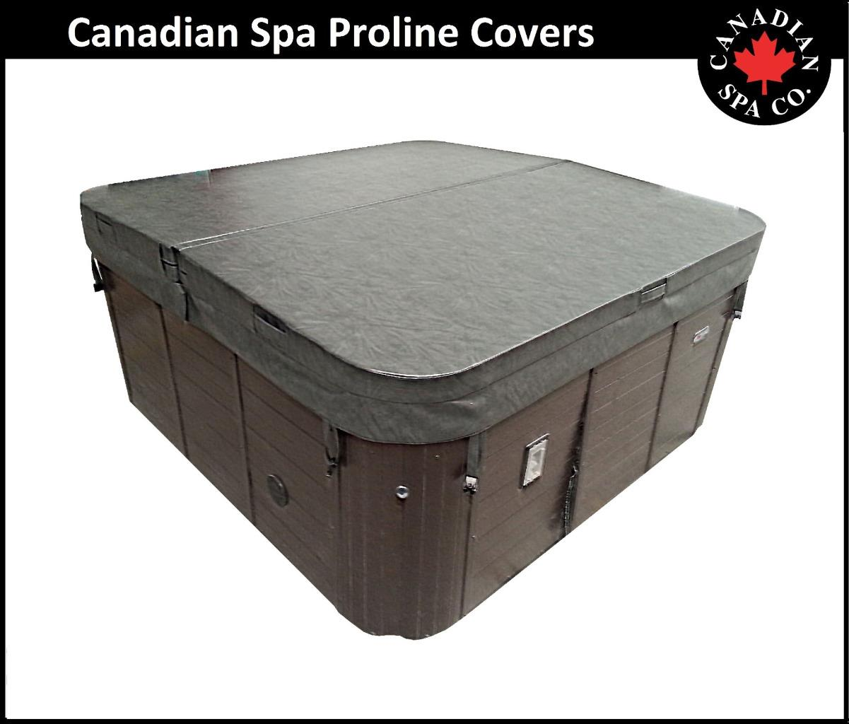 canadian spa proline hot tub cover 84in x 84in fast. Black Bedroom Furniture Sets. Home Design Ideas