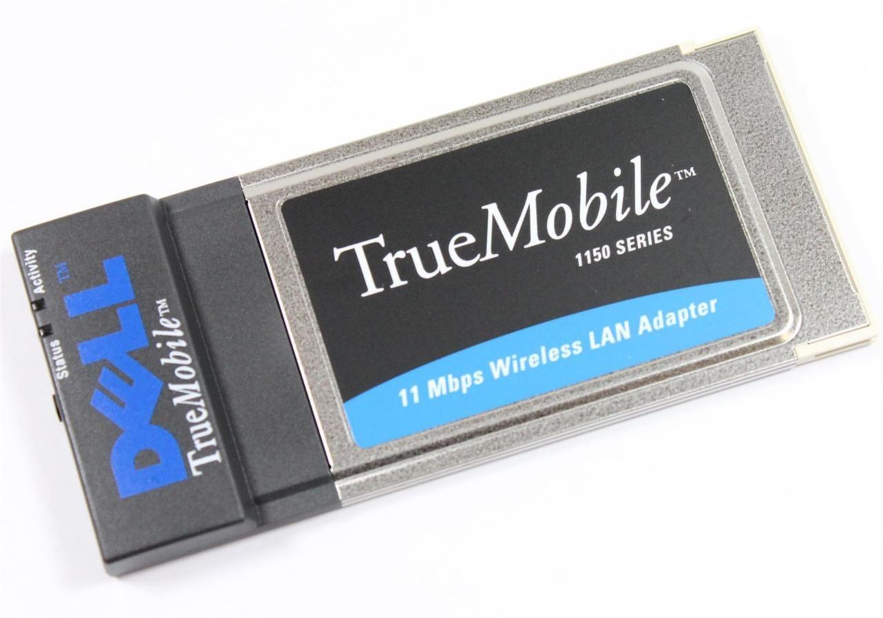 DELL TRUEMOBILE SERIES PC CARD DRIVER FOR WINDOWS 7