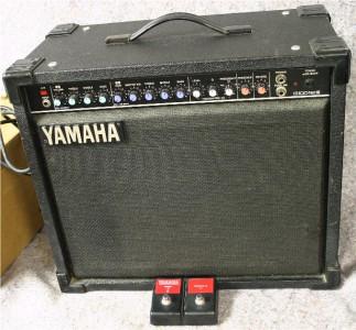 Yamaha g100 112 iii 112iii combo guitar amplifier ebay for Yamaha bass guitar amplifier