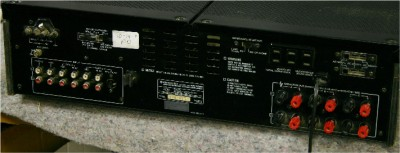 KENWOOD KR 1000 120 WATT STEREO RECEIVER
