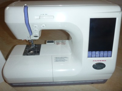janome 10000 embroidery machine