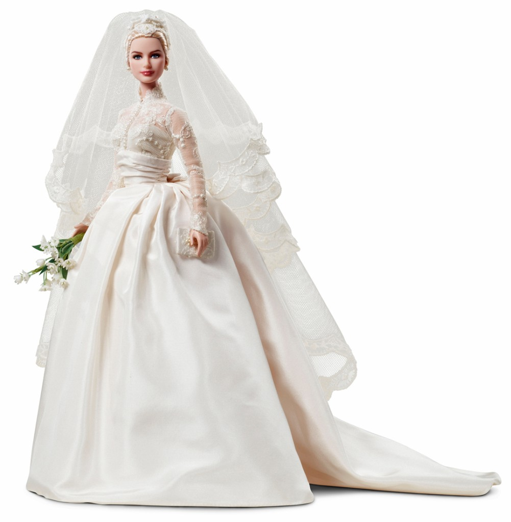 princess grace kelly  u2022 the bride  u2022 gold label silkstone