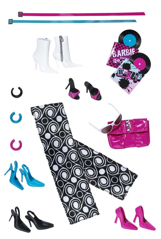 Barbie Basics Accessory Pack Look No 3 03 003 3 0