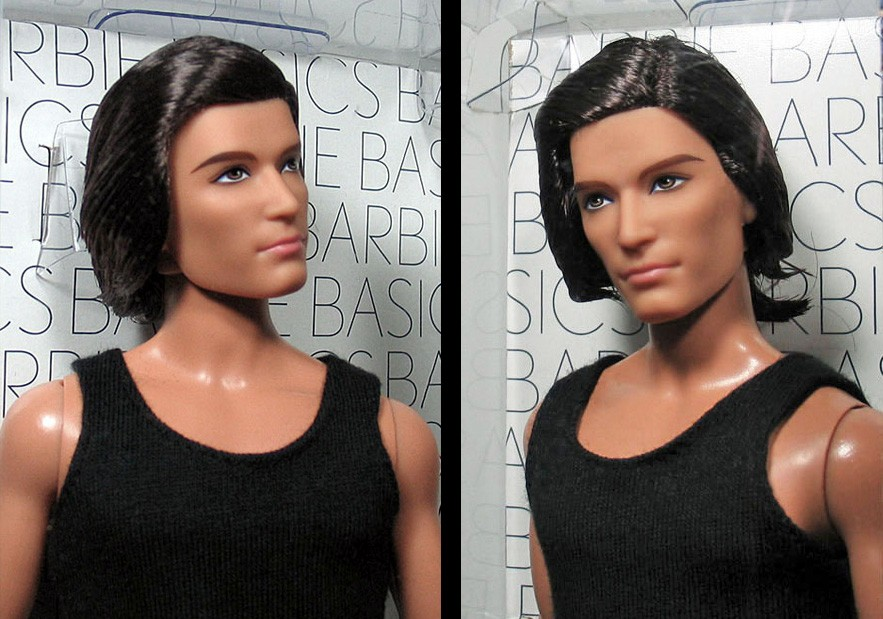 Barbie Basics Ken Doll Muse Model No 15 015 15 0 Collection 2 02 002 2 0 T7749 Ebay