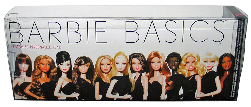 Details zu barbie basics doll muse model no 3 03 003 3 0 collection 1