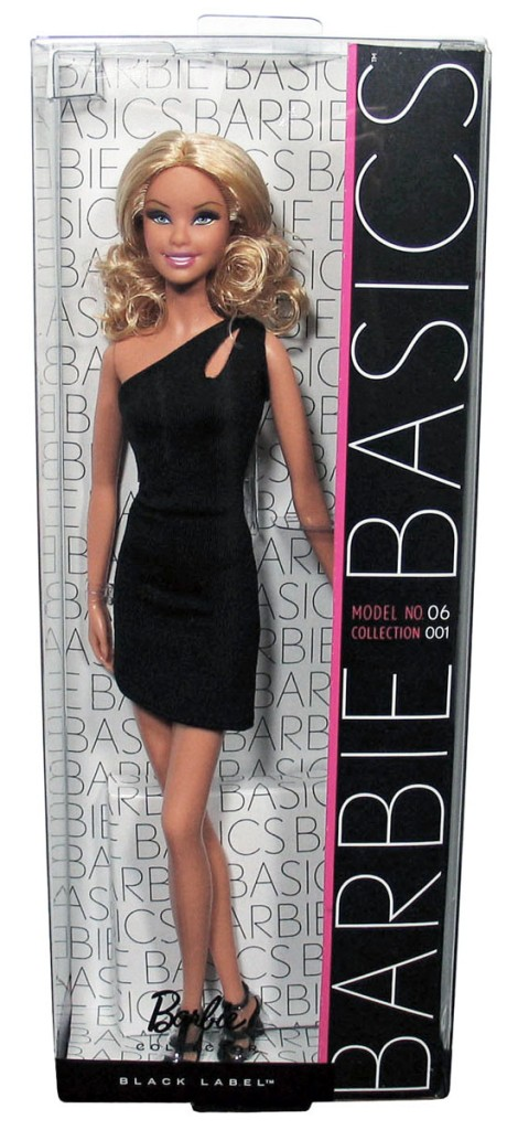 Details about BARBIE BASICS Doll Muse Model No 6 06 006 6.0 Collection