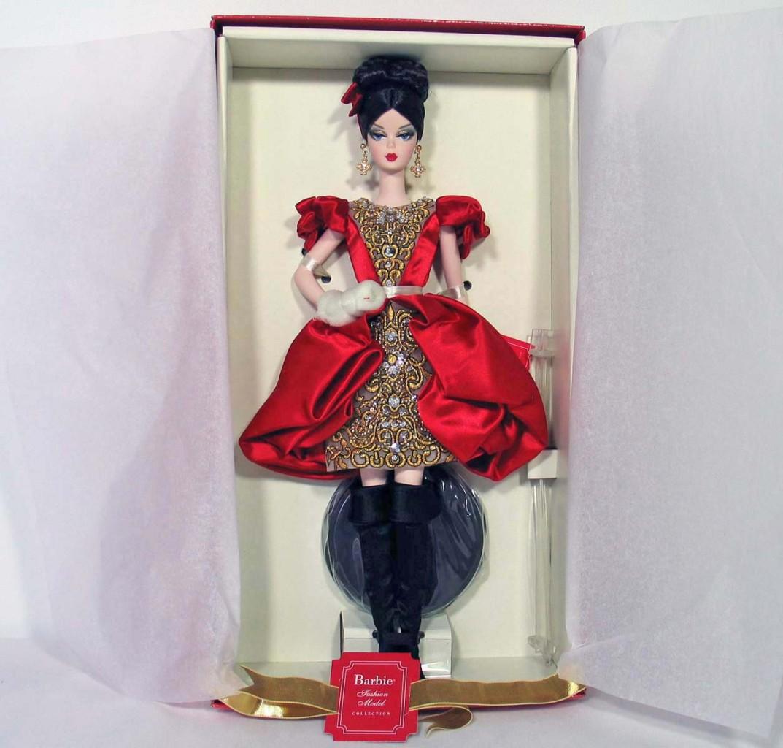 Silkstone Barbie's New for 2014