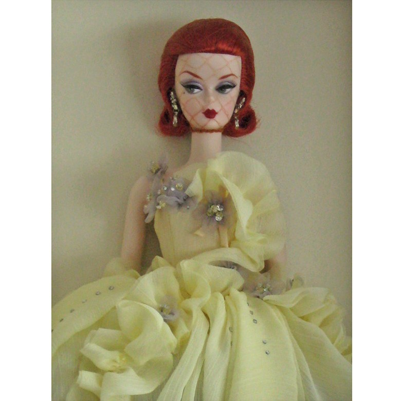 Details about 2012 Barbie Collector • BFMC Silkstone Atelier GALA ...