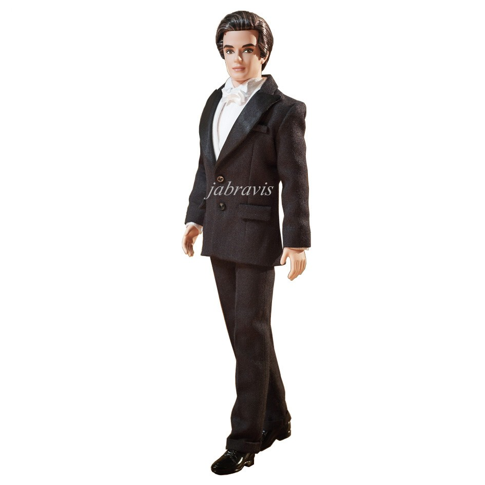 barbie collector fan club exclusive  u2022 tailored tuxedo ken