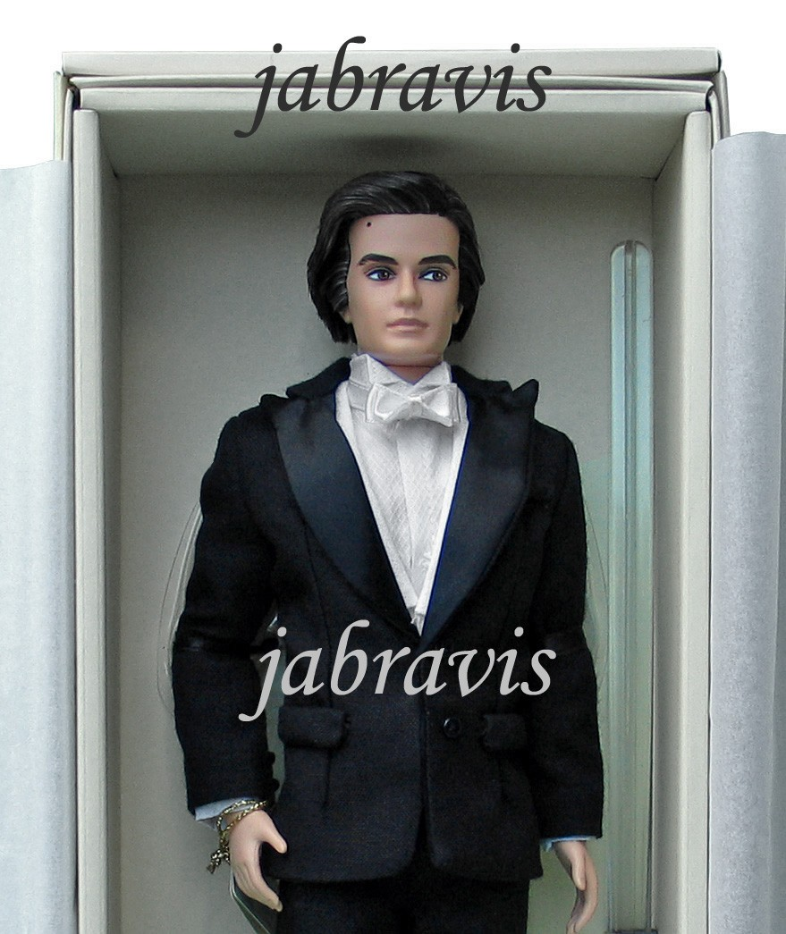 Barbie Collector Fan Club Bfc Exclusive Tailored Tuxedo