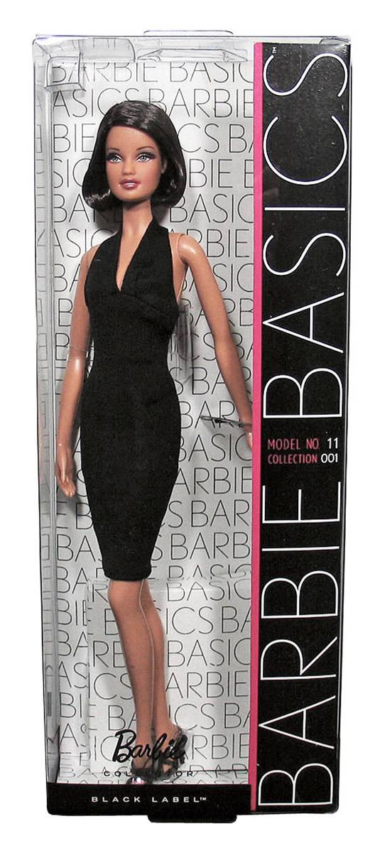 Details about BARBIE BASICS Doll Muse Model No 11 011 11.0 Collection