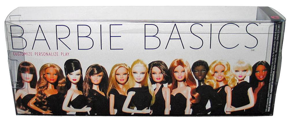 Details about barbie basics doll muse model no 11 011 11 0 collection