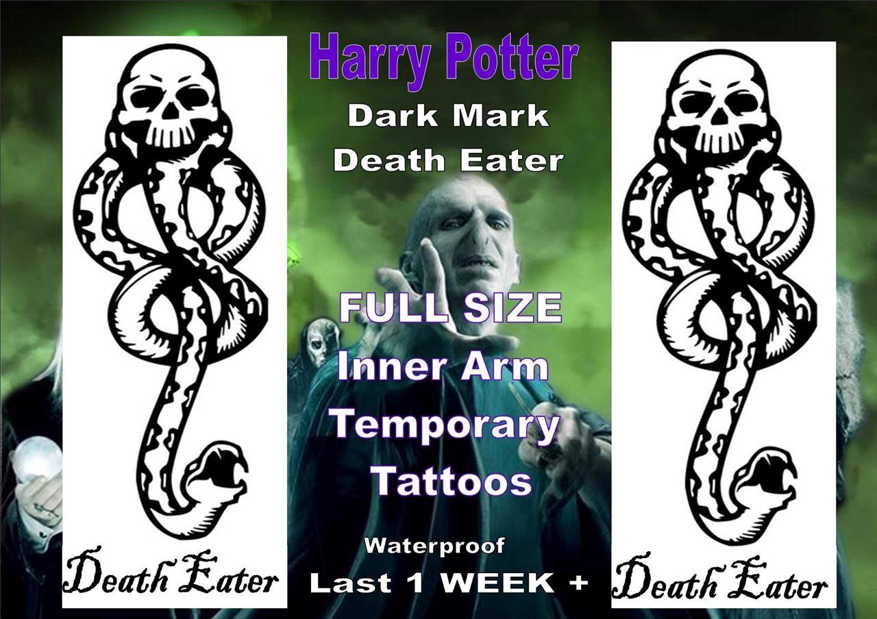 Dark Mark  The Harry Potter Lexicon