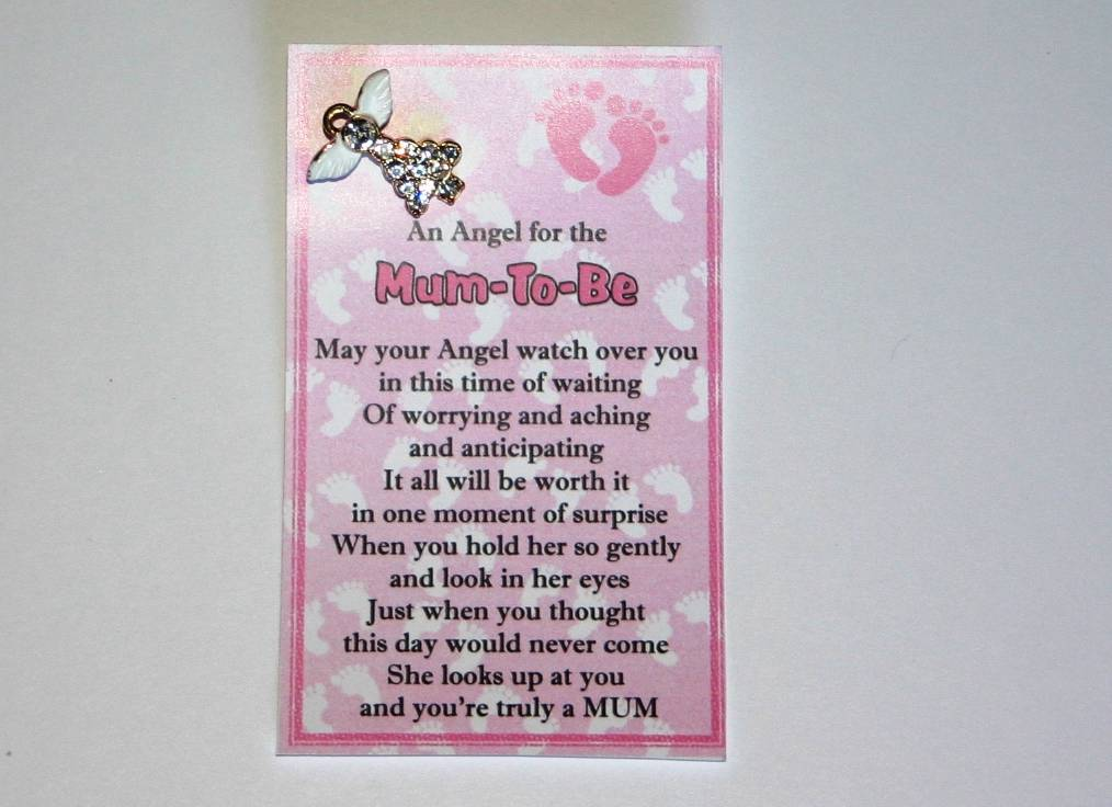 Guardian Angels Poems Guardian Angel Poem Pin Mum to