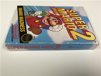 super mario bros 2 manual