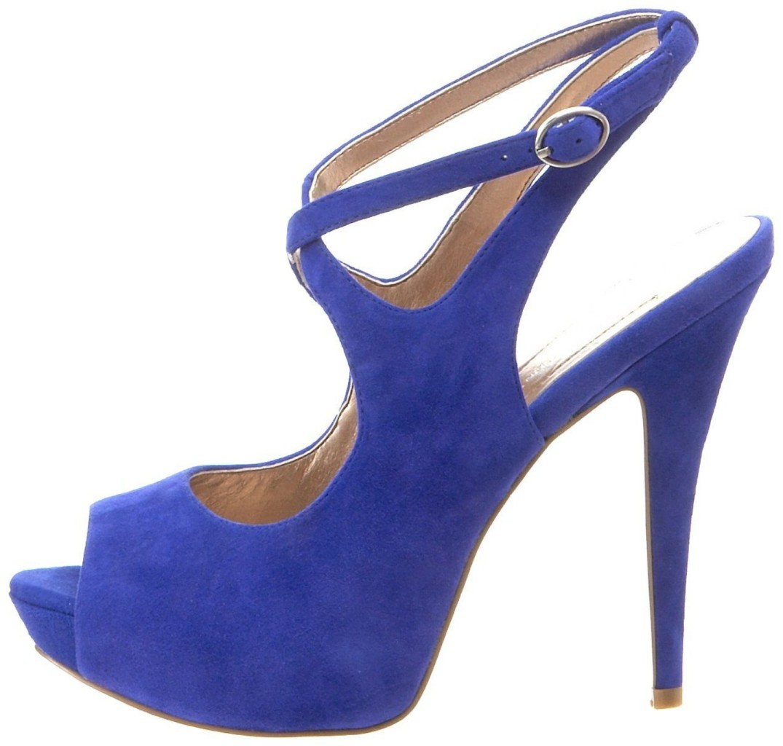 NIB-Womens-Shoes-BCBG-BCBGeneration-EBONEE-Platform-Heels-Cobalt-Blue-Suede