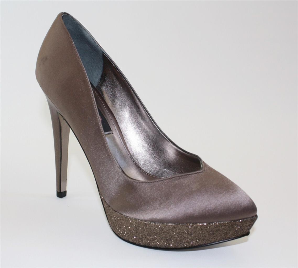 womens shoes rinalda platform dress pumps heels satin