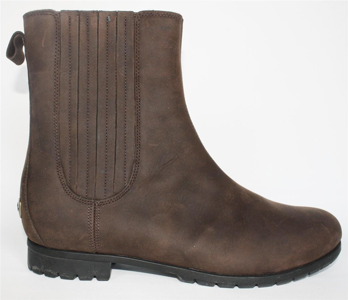 womens ugg australia ramos ankle boots leather