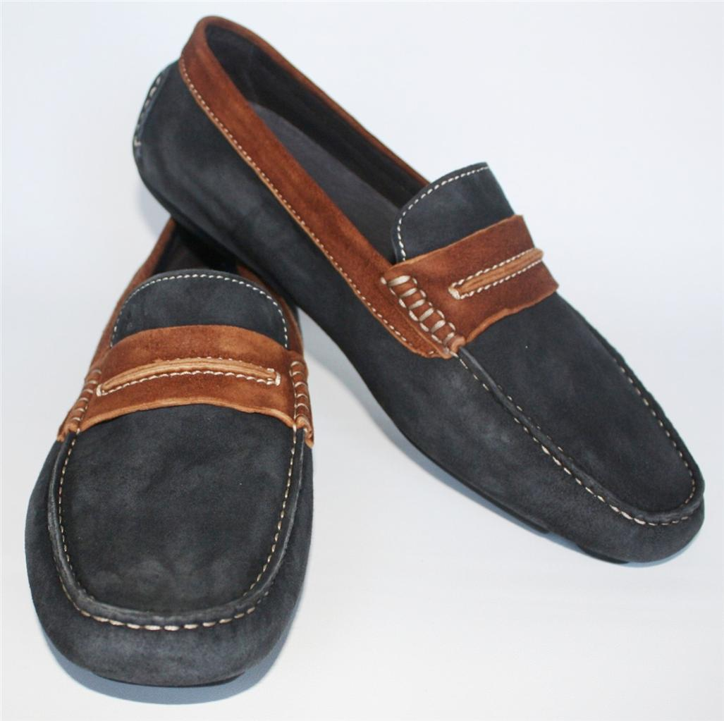Displaying 17> Images For - Coach Shoes For Men Loafers