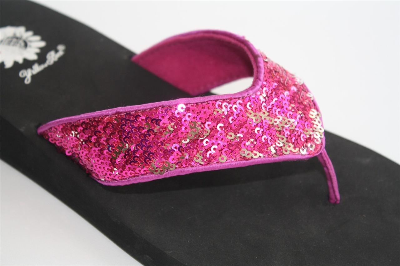 Womens YELLOWBOX Yellow Box CHAMOMILE Thong Sandal Flip