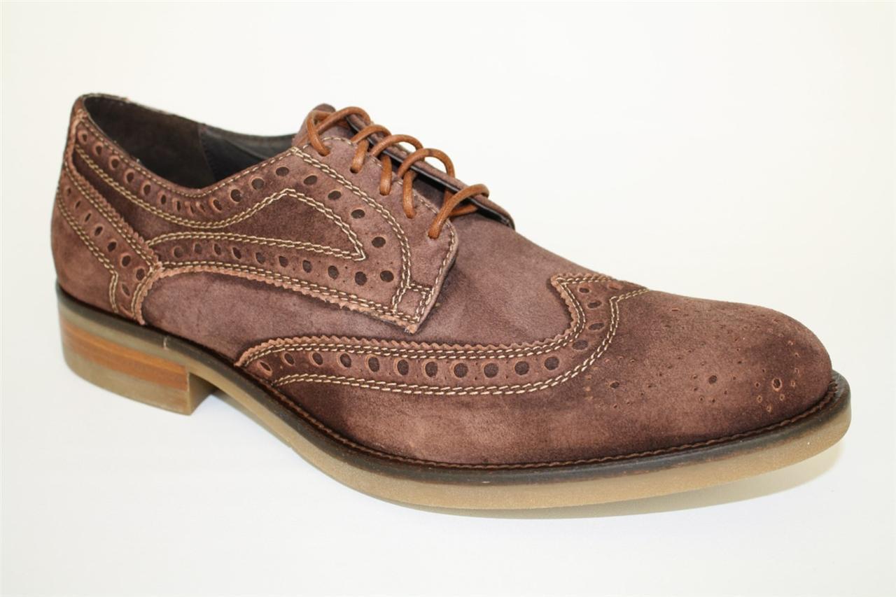 MENS Shoes Donald J Pliner Emeri MAMA Lace Oxfords Loafer Washed