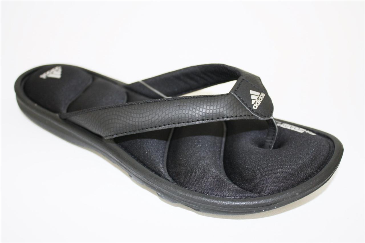 womens adidas chilwyanda v20670 thong sandals flip flops. Black Bedroom Furniture Sets. Home Design Ideas