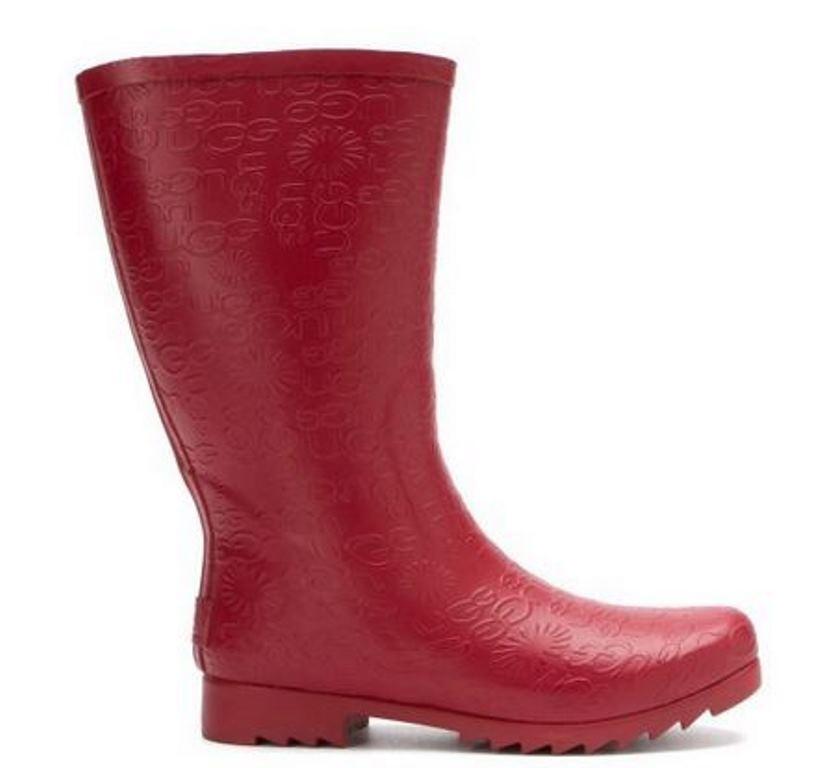 ugg rain boots wilshire