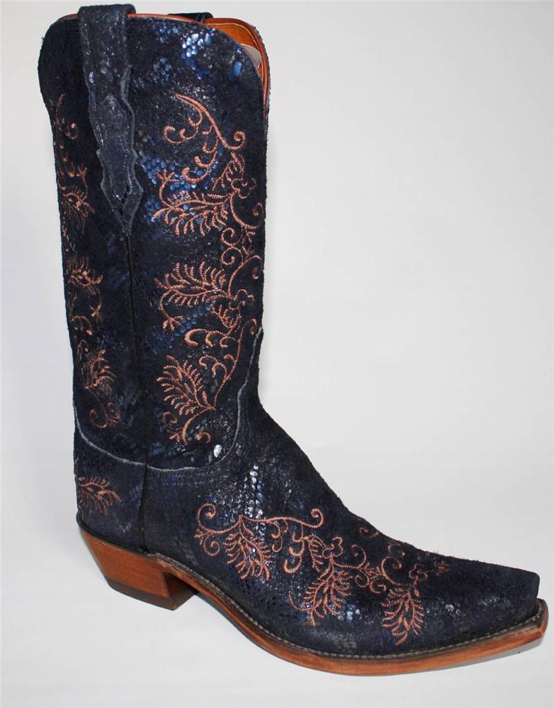 Brilliant Buy Kielz CalfLength Navy Blue Boots For Women Online