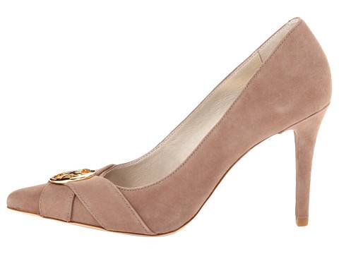 Chinese Laundry Glisten Beige Micro Suede Women Shoes